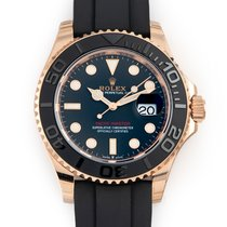 Rolex Yacht-Master 40 Rose gold 40mm Black No numerals United States of America, Florida, Hollywood