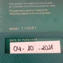 Rolex Yacht-Master II Gold/Steel White No numerals UAE, Villa 41
