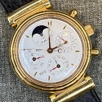 IWC Yellow gold 39mm Automatic IW3750 pre-owned United States of America, New York, new york