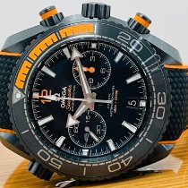 Omega Seamaster Planet Ocean Chronograph 215.92.46.51.01.001 Nuevo Cerámica 45.5mm Automático España, Palau Solita i Plegamans - Barcelona