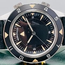 Jaeger-LeCoultre Memovox Tribute to Deep Sea Steel Black