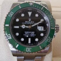 Rolex Submariner Date Acciaio 41mm Nero Senza numeri Italia, Milano