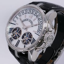 Roger Dubuis Excalibur Steel 45.6mm Mother of pearl Arabic numerals United States of America, California, Los Angeles