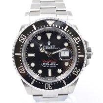 Rolex Sea-Dweller 126600 Très bon Acier 43mm Remontage automatique