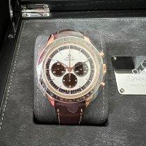 Omega 311.63.40.30.02.001 Růžové zlato 2020 Speedmaster Professional Moonwatch 39.7mm nové