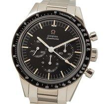Omega 31130403001001 Staal 2021 Speedmaster Professional Moonwatch 7mm nieuw