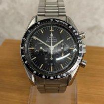 Omega 145.0022 Çelik 1987 Speedmaster Professional Moonwatch 42mm ikinci el