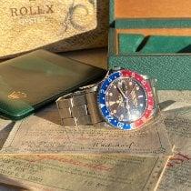 Rolex GMT-Master Acero 40mm Negro Sin cifras España, Majadahonda