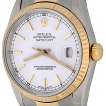 Rolex 16233 Steel Datejust 36mm pre-owned United States of America, Texas, Dallas