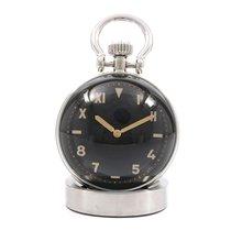 Panerai Table Clock 65mm Черный