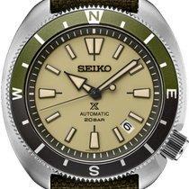 Seiko Prospex Steel 2.4mm Gold United States of America, Connecticut, Colchester