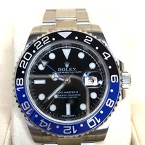Rolex Steel 40mm Automatic 116710BLNR pre-owned Thailand, Nakhon Sawan