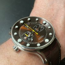 N.O.A Steel 44mm Automatic G2050 S004 pre-owned
