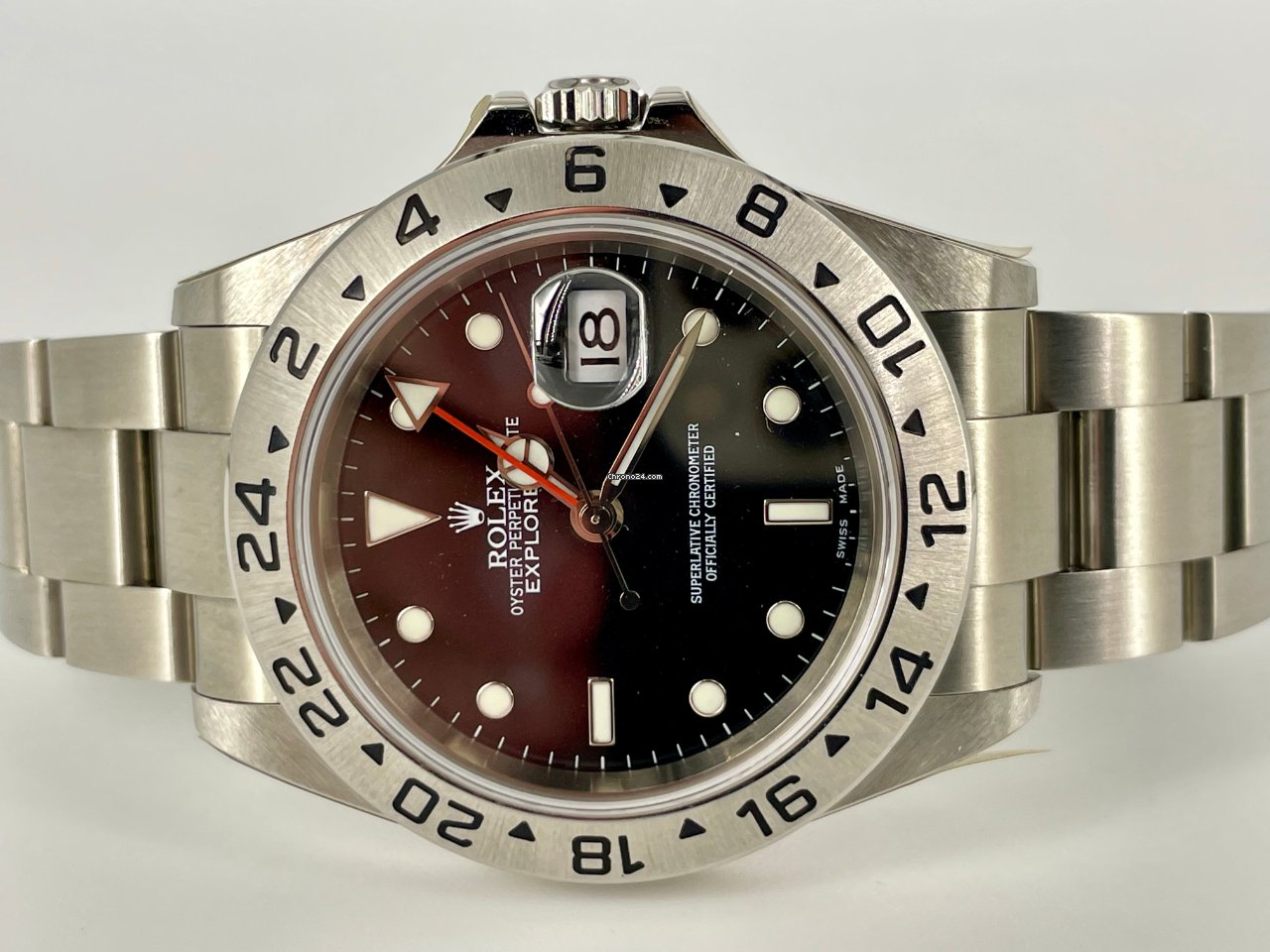 Rolex Explorer II 16570 2002 nuovo
