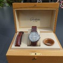 Glashütte Original Senator Chronograph Acier 40mm Gris