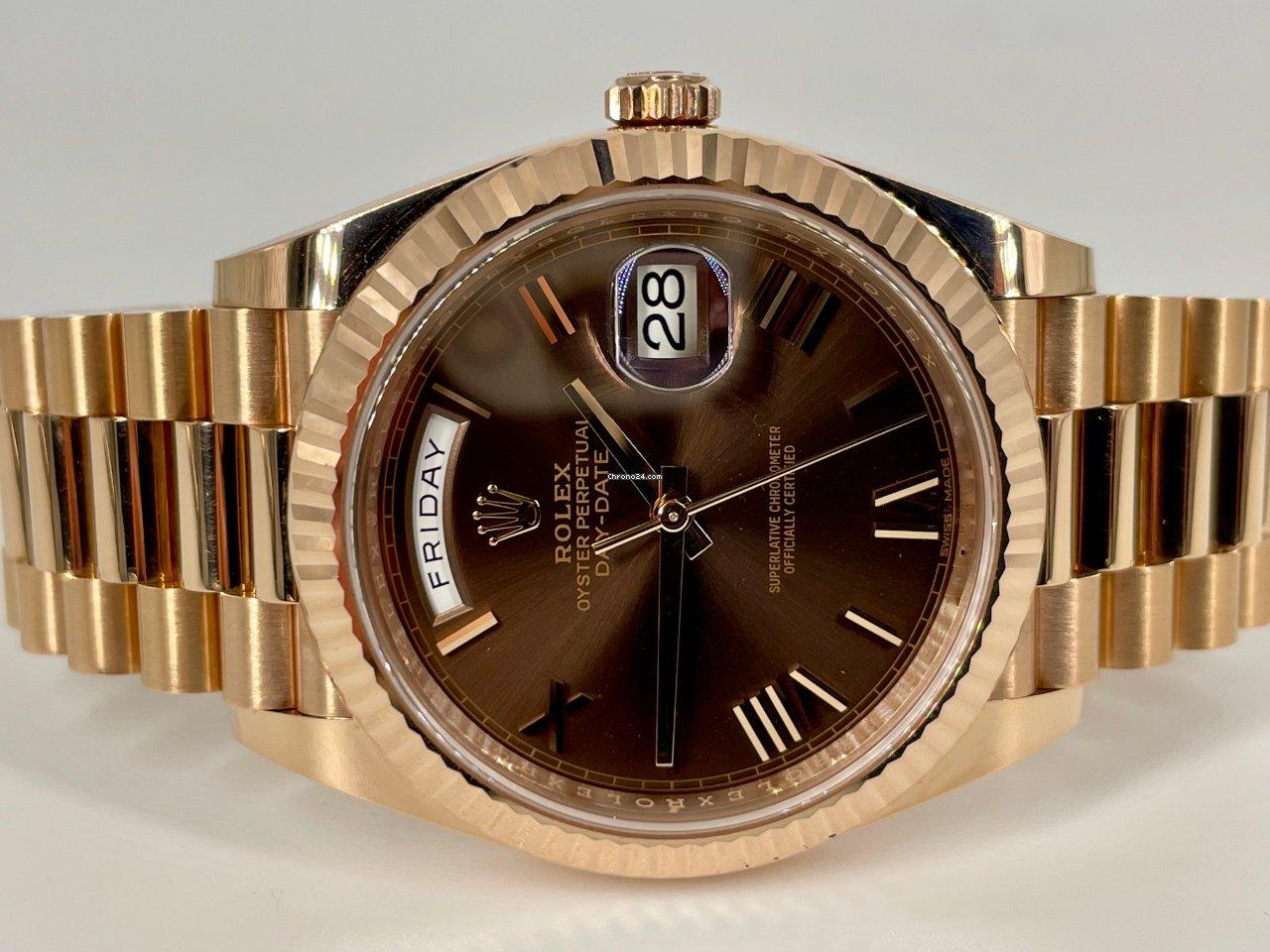 Rolex Day-Date 40 228235 2020 nuovo