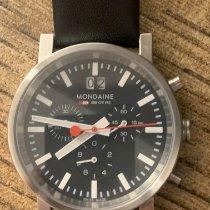 Mondaine Evo new Quartz Chronograph Watch only 30304