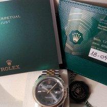 Rolex 126233 Oro/Acciaio 2021 Datejust 36mm nuovo Italia, coccaglio(Bs)