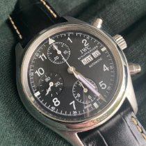 IWC Steel 39mm Automatic IW3706 pre-owned