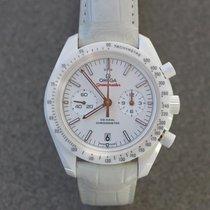 Omega Speedmaster Professional Moonwatch Ceramika Biały Bez cyfr Polska, Warszawa