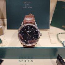 Rolex Cellini Time White gold 39mm Black No numerals United States of America, North Dakota, Fargo