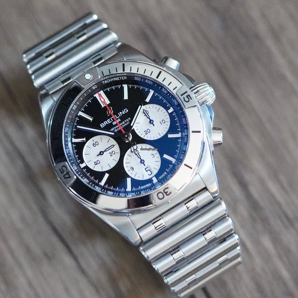 Breitling Chronomat AB0134101B1A1 2021 pre-owned