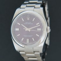 Rolex Oyster Perpetual 36 Staal 36mm Rood Nederland, Maastricht