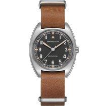 Hamilton Khaki Pilot Pioneer new Manual winding Watch with original box and original papers H76419531