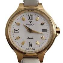 Viceroy Aur galben 24.4mm Cuart AM230-1591 folosit