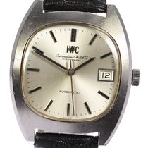 IWC Steel 35mm Automatic 1872 pre-owned