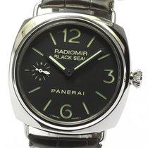 Panerai PAM00183 Staal Radiomir Black Seal 45mm tweedehands