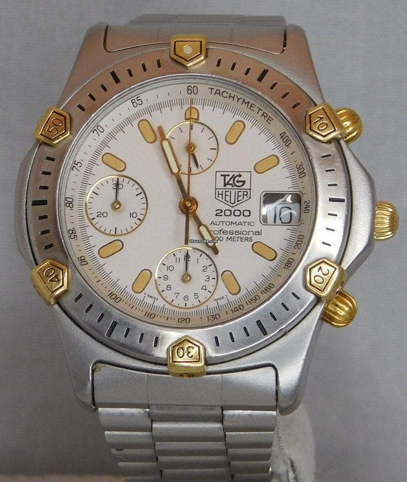 TAG Heuer 2000 165.806 1990 pre-owned