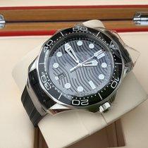 Omega Seamaster Diver 300 M Steel 42mm Black No numerals United States of America, California, Costa Mesa