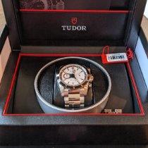 Tudor Grantour Chrono Fly-Back Steel White No numerals United States of America, Illinois, Sycamore