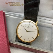 Vacheron Constantin Yellow gold 33mm Manual winding 7811 pre-owned