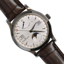 Jaeger-LeCoultre Steel 40mm Automatic 147.8.41.S pre-owned