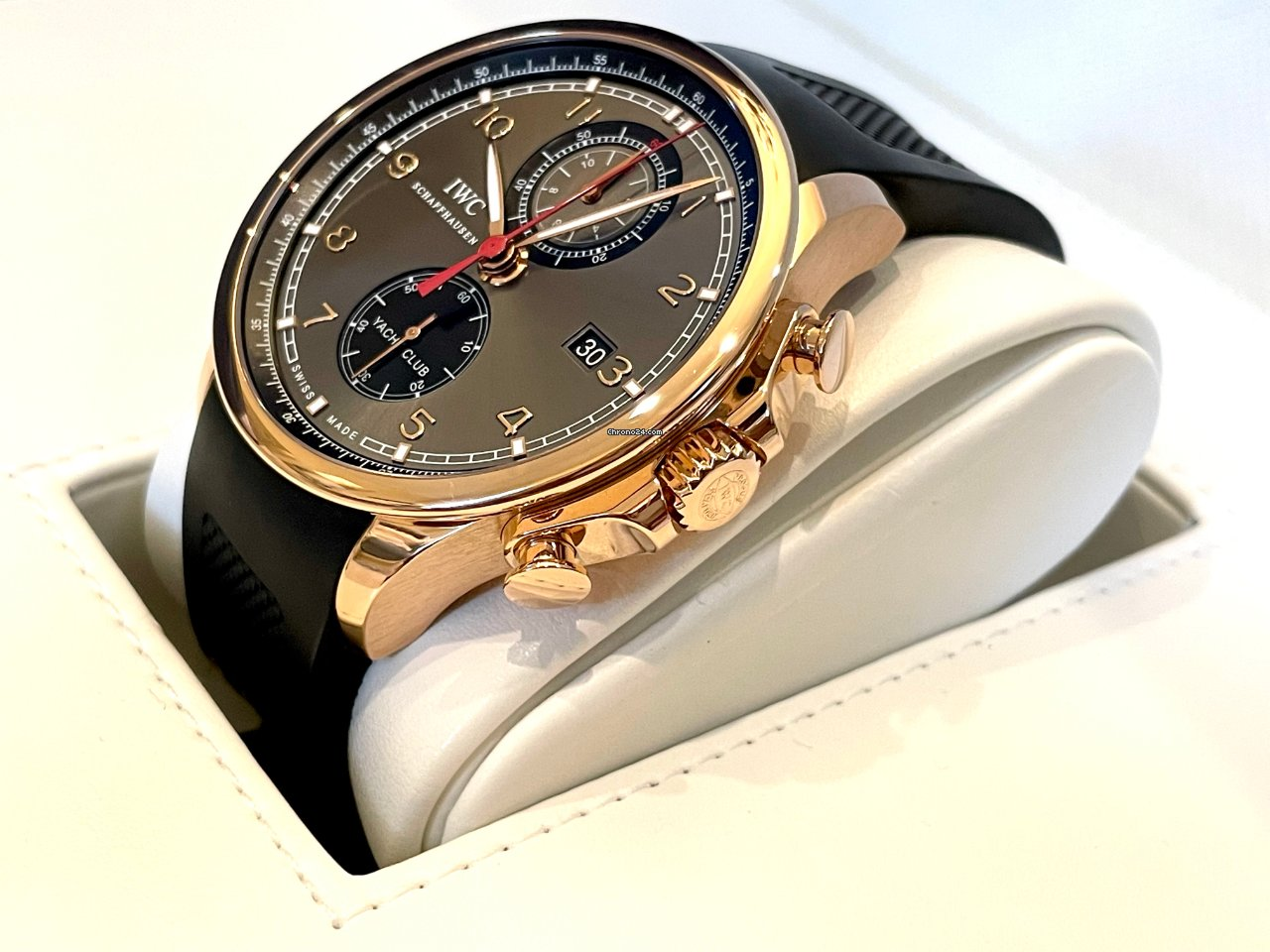 IWC Portuguese Yacht Club Chronograph IW390209 2013 pre-owned
