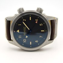 Bremont U-2 Steel 43mm Black Arabic numerals