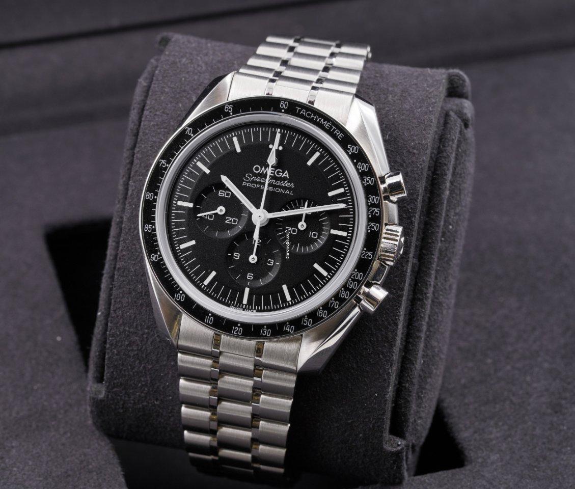 Omega Speedmaster Professional Moonwatch 310.30.42.50.01.002 2021 nuovo