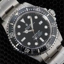 Rolex Sea-Dweller 4000 Otel 40mm Negru