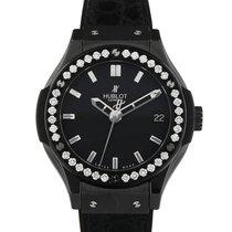 Hublot Women's watch Classic Fusion Quartz 33mm Quartz pre-owned Watch with original box and original papers 2000