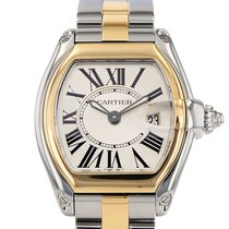 Cartier Roadster Steel 29mm Silver United States of America, Florida, Miami