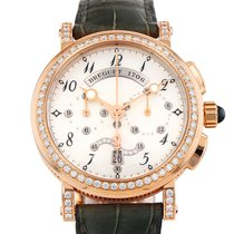 Breguet Women's watch Marine 34mm Automatic pre-owned Watch only 2010