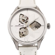 Hamilton Women's watch Jazzmaster Lady 33mm Automatic pre-owned Watch only 2015
