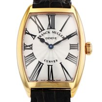 Franck Muller Master Banker Yellow gold 30mm Silver United States of America, Florida, Miami