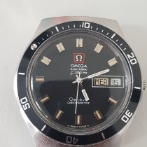 Omega Esa 9164 Staal 1970 Genève 40mm tweedehands