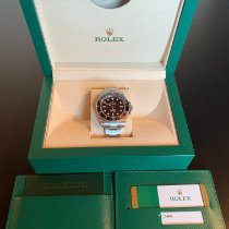 Rolex 114060 Steel 2019 Submariner (No Date) 40mm pre-owned