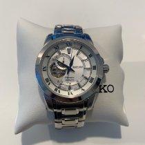 Seiko Premier Automatic Steel Silver