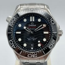 Omega 210.30.42.20.01.001 Stahl 2020 Seamaster Diver 300 M 42mm gebraucht