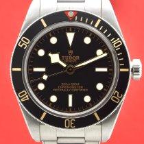Tudor Black Bay Fifty-Eight Steel 39mm Black No numerals United States of America, New York, New York